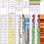 Integrated Gas and Oil Zone Evaluation using NMR